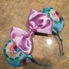 This listing is for one made-to-order beautiful Christmas Sisters Mouse Ears headband! This is perfect for anyone who loves Christmas,