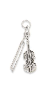 Violin and Bow Charm