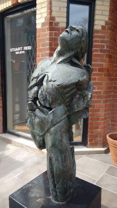 Toronto Queens Street Sculpture