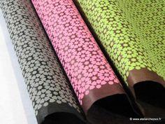 De nouveaux papiers pour tous vos projets créatifs de décoration papier...