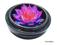 No. 115  Hand Carved soap flower scented with gift by SiamStyles, $11.90