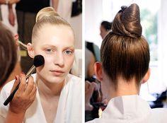 catwalk vintage hair - Google Search