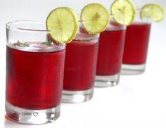 Jamaica drink...