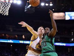 Golden State Warriors David Lee, Boston Celtics  Brandon Bass