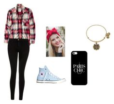 """""""Untitled #138"""" by marissa-moore-i on Polyvore featuring American Eagle Outfitters, Converse, Current/Elliott, Beauxoxo, Casetify and Alex and Ani"""