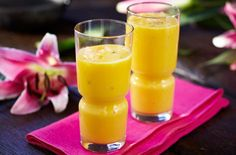 A simple Mango Lassi recipe for you to cook a great meal for family or friends. Buy the ingredients for our Mango Lassi recipe from Tesco today.