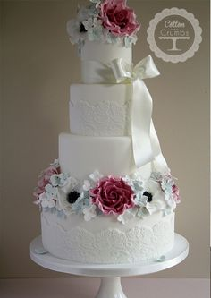 Cake By: Cottom and Crumbs