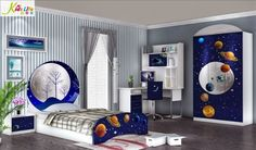 36 Catchy & Fabulous Kids' Bedroom Design Ideas 2017 ...   - Do you have kids? Do you want to make their bedroom fascinating? Do you know how to design and decorate it? Designing your kids' bedroom is not diff... -  35 Catchy & Fabulous Kids Bedroom Design Ideas 2015 -  #bedrooms #homedecoration #interiordesigns #kids'bedroom #kids'bedroomdesignideas #pouted #fashionmagazine...