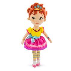 Fancy Nancy Plush Doll - Small - 14'' Disney Toys, Disney Mickey Mouse, Plush Dolls, Doll Toys, Disney Store Uk, Resort Logo, Minnie Bow, Dog Pajamas, Disney Sketches