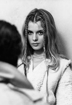 This week's #throwback inspo? 80s icon Nastassja Kinski