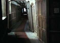 Shot of the interior of the Leaky Cauldron from Harry Potter and the Prisoner of Azkaban Storyboard, Prisoner Of Azkaban, James Potter, The Secret History, The Infernal Devices, Hogwarts, Slytherin Pride, Scenery, Film