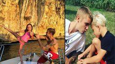 Justin Bieber's Brother and Sister -2017 | Jazmyn Bieber and Jaxon Biebe...