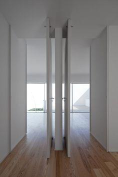 portes pivotants