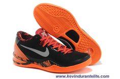 best website 9ebfa 5e3ce Discounts Nike Kobe 8 PP Black Blaze Orange Grey Nike Lebron, Lebron 11,  Discount