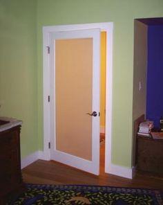 New door for bedroom
