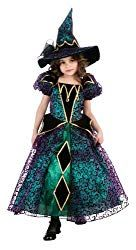 Rubie's Radiant Witch Dress-Up Set - Girls Kids Witch Halloween Costume, Witch Costumes, Dress Up Costumes, Girl Costumes, Witch Dress, The Ordinary, Girls Dresses, Party Dresses, Wedding Dresses