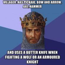 Age of Empire's logic