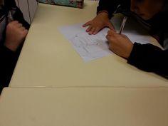 "@CastillaMarista ""Rotating paper"" in Science (3º Primaria). #compostelaenruta #palenciaenruta"