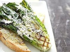 Yum... I'd Pinch That! | Grilled Caesar Salad #recipe #justapinch