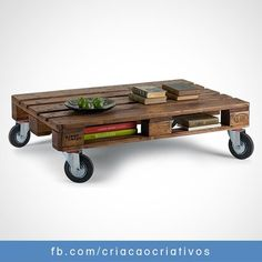 palet. Im decorating my new place with pallets :)