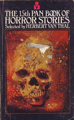 Pan 15 - The Effervescing Skull! | Vault Of Evil: Brit Horror Pulp Plus!