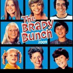 The Brady bunch! Popcorn anyone?!?