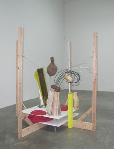 Richard Tuttle: What's The Wind at The Pace Gallery