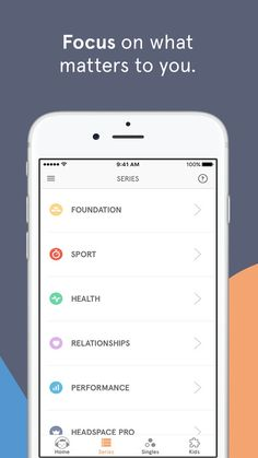 Headspace: Guided Meditation and Mindfulness by Headspace meditation limited