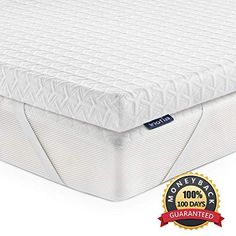 New Inofia Twin Mattress Topper, Memory Foam Mattress Topper Small Design Pressure Relief,Single Bed Topper Cooling Breathable & Removable Tencel Cover,Twin online - Looknewfashion - Joshua Wood Gel Mattress, Memory Foam Mattress Topper, Mattress Springs, Layers Design, Small Boxes, Twin, Cover, Eco Green, Louise Jones