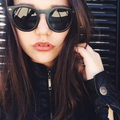 Look at beautiful @klariuz wearing one of our first CONQUERORs in black and they just look great on her! Want yours? Send us an email to info@yachtclub.sk !! POLARIZED LENSES & bracelet as a gift! #YachtClubShades #YCA #YachtClubAccessories