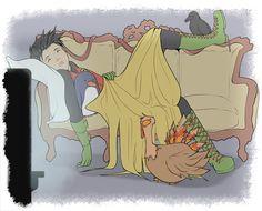 My art Damian Wayne still the best lil gotham Li'l Gotham and his zoo