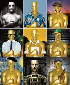 Oscars 2012 - Best Picture
