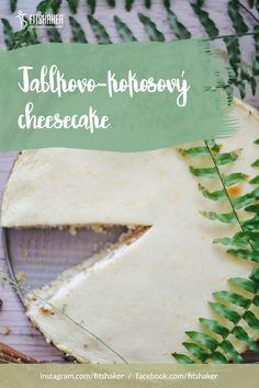 Čo takto vyskúšať novú kombináciu chutí? Kokos a jabĺčka sa hodia nielen na jeseň, ale takýto koláč môžeš pripraviť aj na vianočné sviatky. Sweet Tooth, Cheesecake, Bread, Tableware, Fit, Cheesecake Cake, Dinnerware, Cheesecakes, Dishes