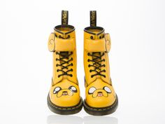 Dr.-Martens-X-Adventure-Time-shoes-Jake-Boot-Mens-(Yellow)-010606