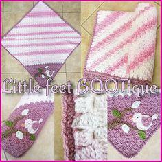 #availablenow #availabletobuy #crochet #crochetlove #crochetbaby #crochetblanket #babygift #newbaby #warmbaby #pramblanket #custommade #babyblanket #blanket #handmadebaby #handmadewithlove #craftsofinstagram #c2c #cornertocorner #bird #tweet #tweety #branch #leaves #birdinatree #pretty #prettyinpink #pinkandwhite by littlefeetbootique