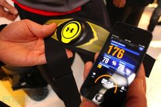 Under Armour launches Armour39 performance tracking system, I want it!