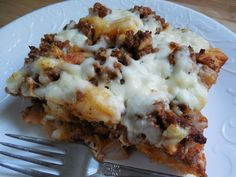 Weight watcher recipes Bubble up lasagna by drizzle me skinny