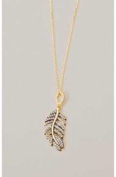 Tai Jewelry Vermeil Chain With Charm