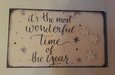 Wonderful Time, Home Decor, Shop Signs, Homemade Home Decor, Decoration Home, Interior Decorating