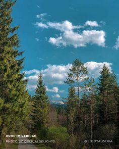 Austria, Mountains, Nature, Travel, Voyage, Viajes, Traveling, The Great Outdoors, Trips