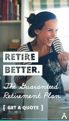 Stop wondering if you'll have enough money for retirement. Strengthen your retirement strategy with the guaranteed retirement income provided by a Guaranteed Retirement Plan (a fixed annuity).