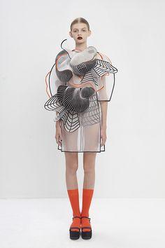impresión  3D aplicada a la moda