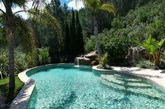 Ibiza vacation villa home style pool holiday villa divisas