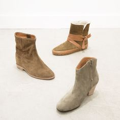 Fall is better with the perfect pair of boots.