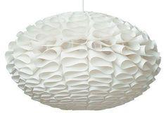 Lámpara de origami Norm 03