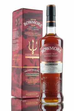 Bowmore's third and final release in The Devil's Casks series. The Devil's Casks Limited Release III has been created from a marriage of Oloroso sherry & Pedro Ximenez sherry casks, bottled at 56.7% vol.
