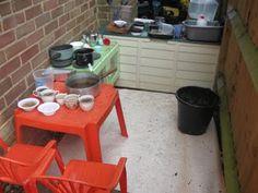 Mudpie kitchen / Outdoor kitchen
