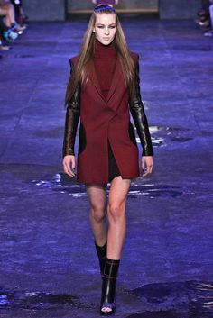 Versus Versace Fall 2012 Ready-to-Wear Collection Photos - Vogue