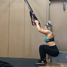 """8,244 Likes, 145 Comments - SuzieB Fitness LLC (@suzie_kb) on Instagram: """"Full Body TRX Workout! These bands are so versatile and can do so many different things with them!…"""""""