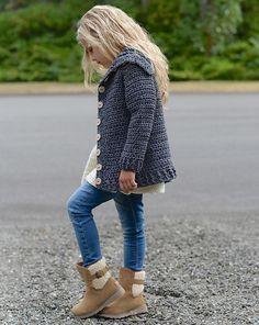 Ravelry: Breslin Sweater pattern by Heidi May